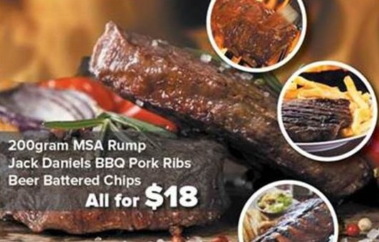 Rump and Rib Tuesdays