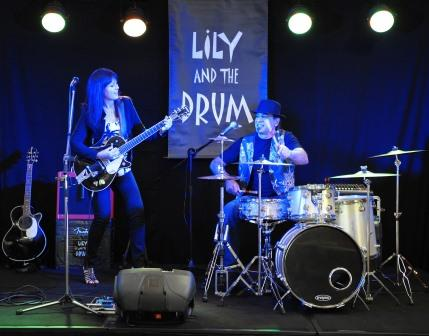 LILY & THE DRUM