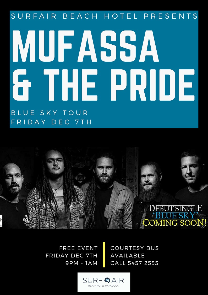 MUFASSA AND THE PRIDE