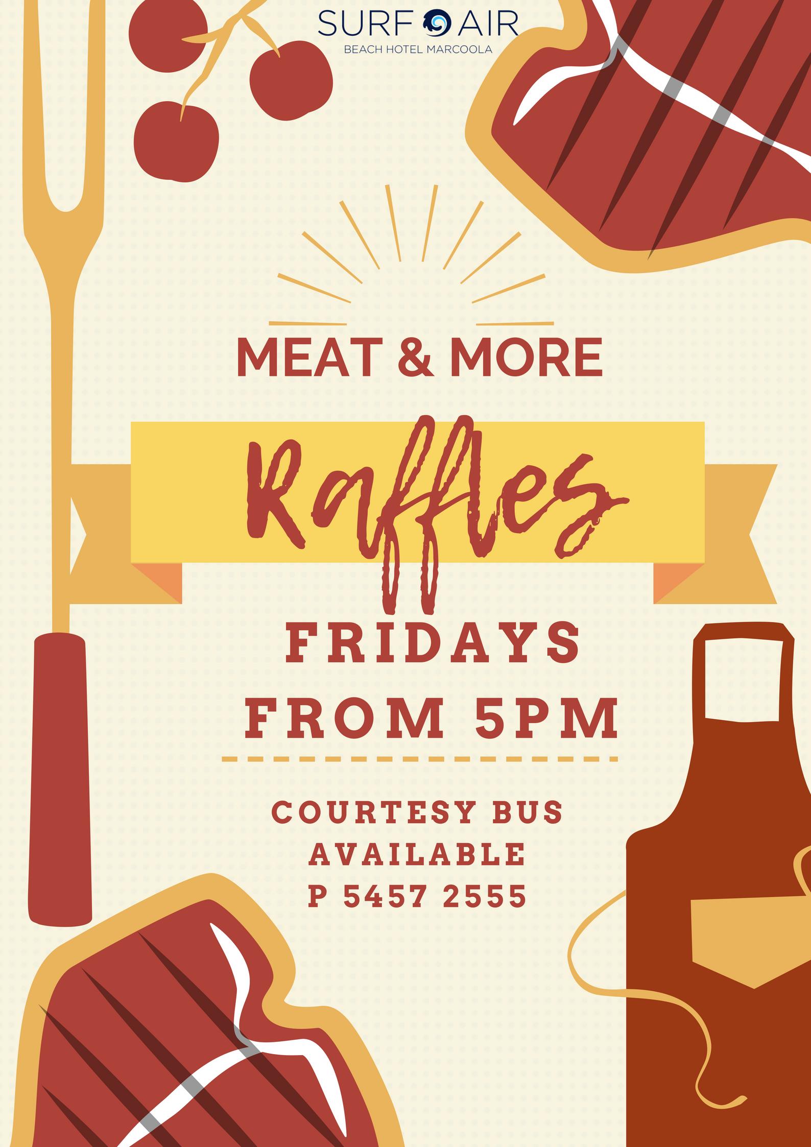 Meat & More RAFFLES
