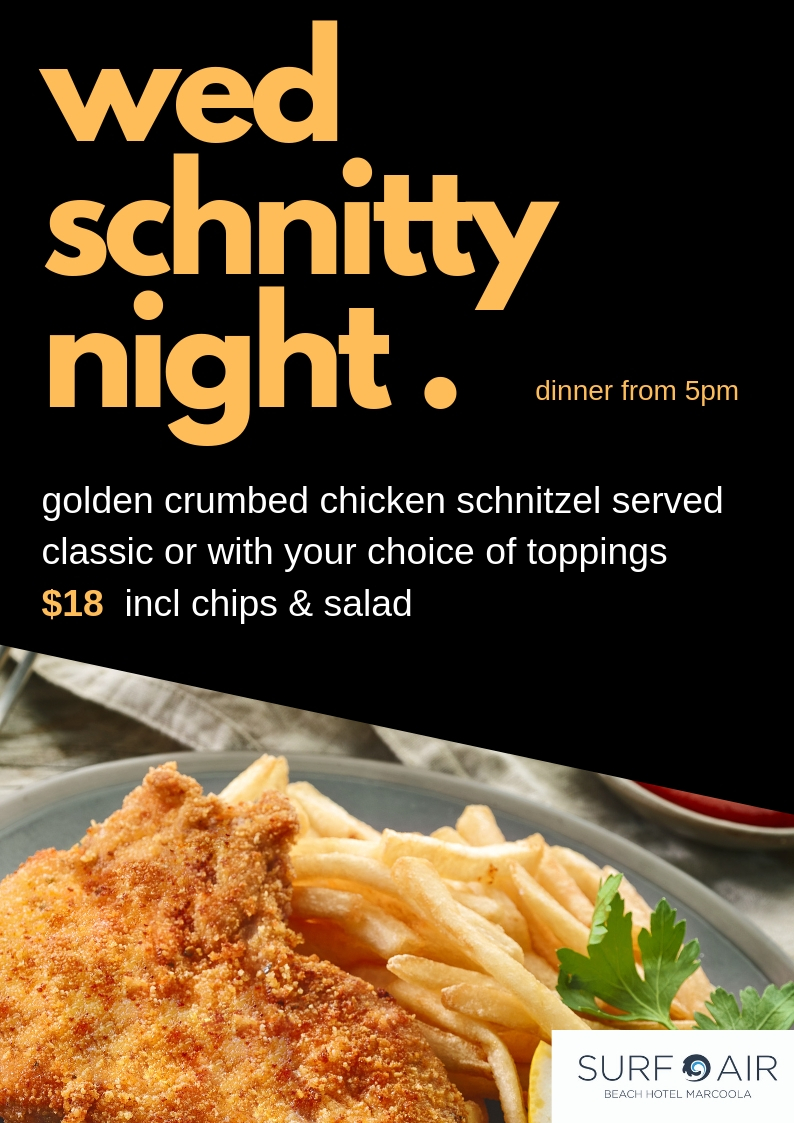 SCHNITTY NIGHT