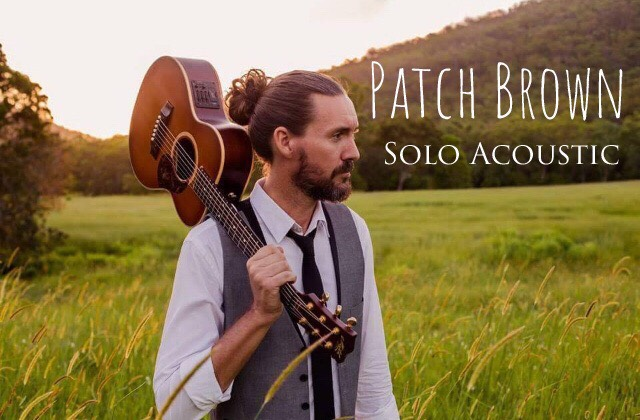 PATCH BROWN